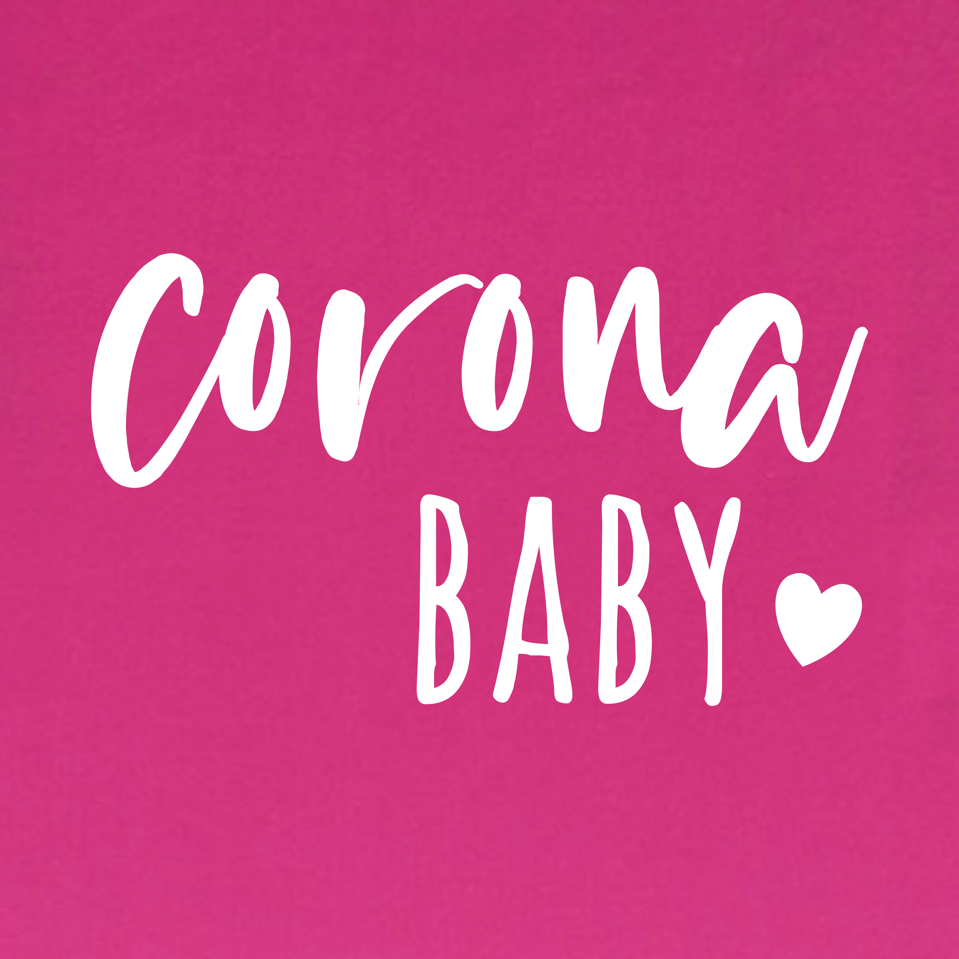 Quarantaine design 5 -  Corona Baby