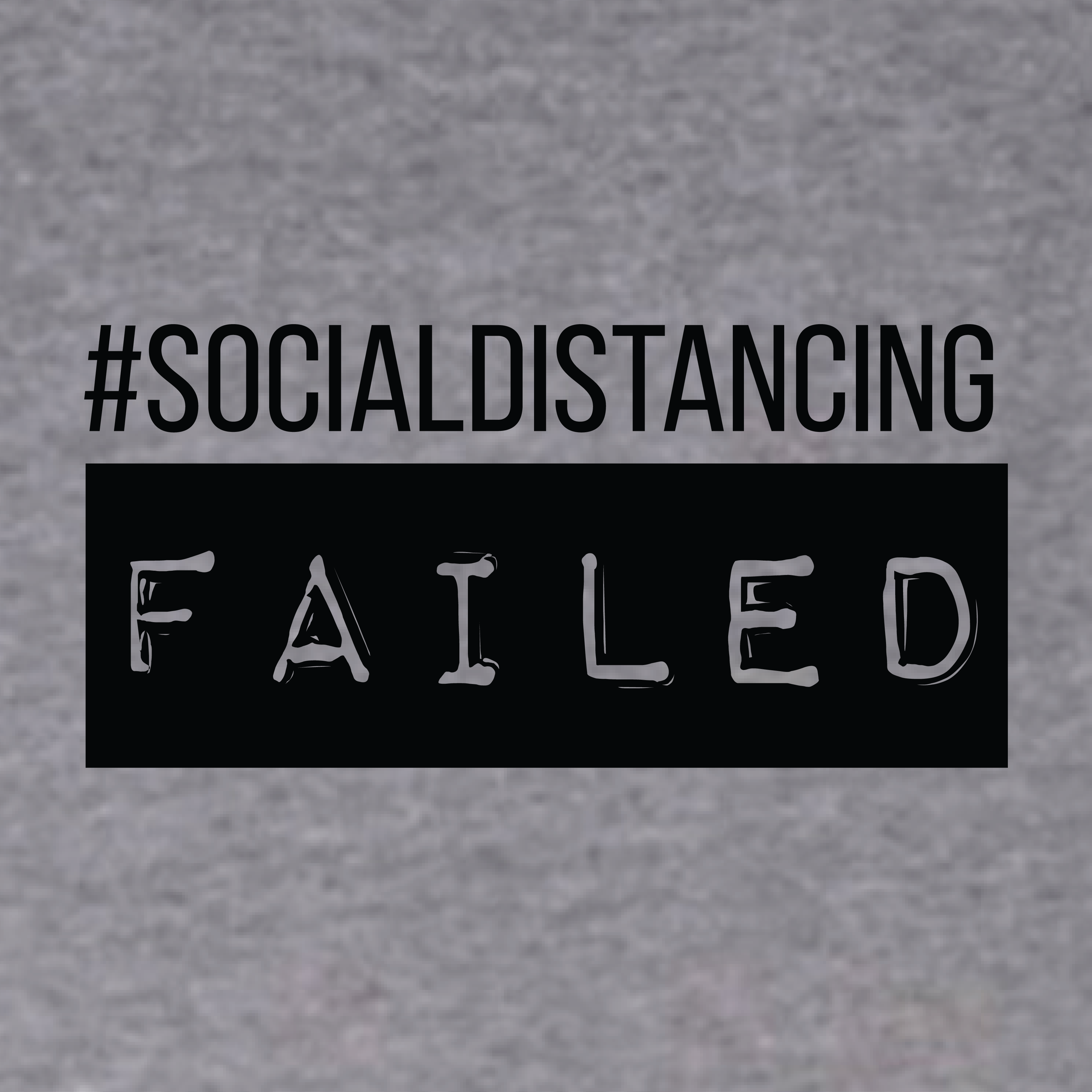 Quarantaine design 7 - Social Distancing Failed
