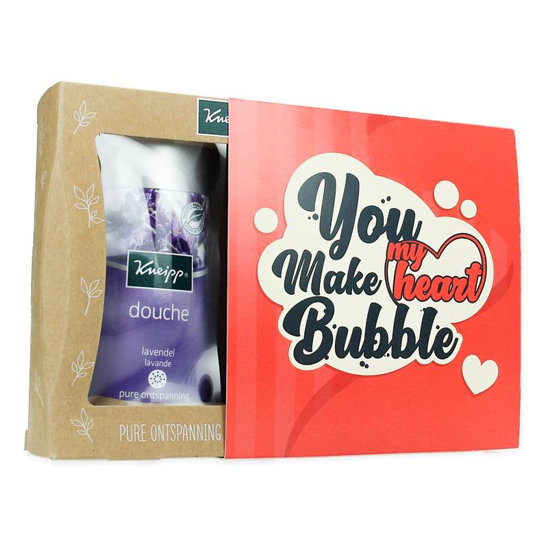Kneipp gepersonaliseerde geschenkset  Pure Ontspanning