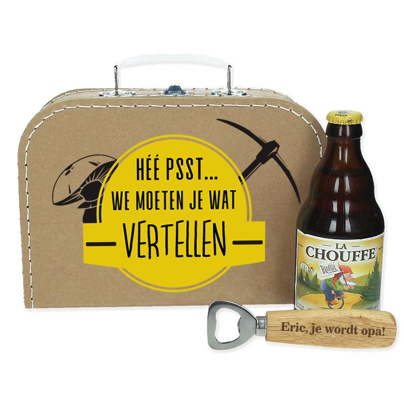 Bierpakket La Chouffe - Je wordt opa!