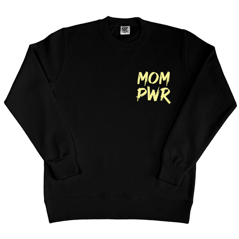 Sweater - Mom Power