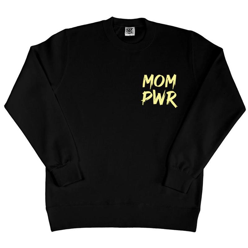 Sweater - Mom Power