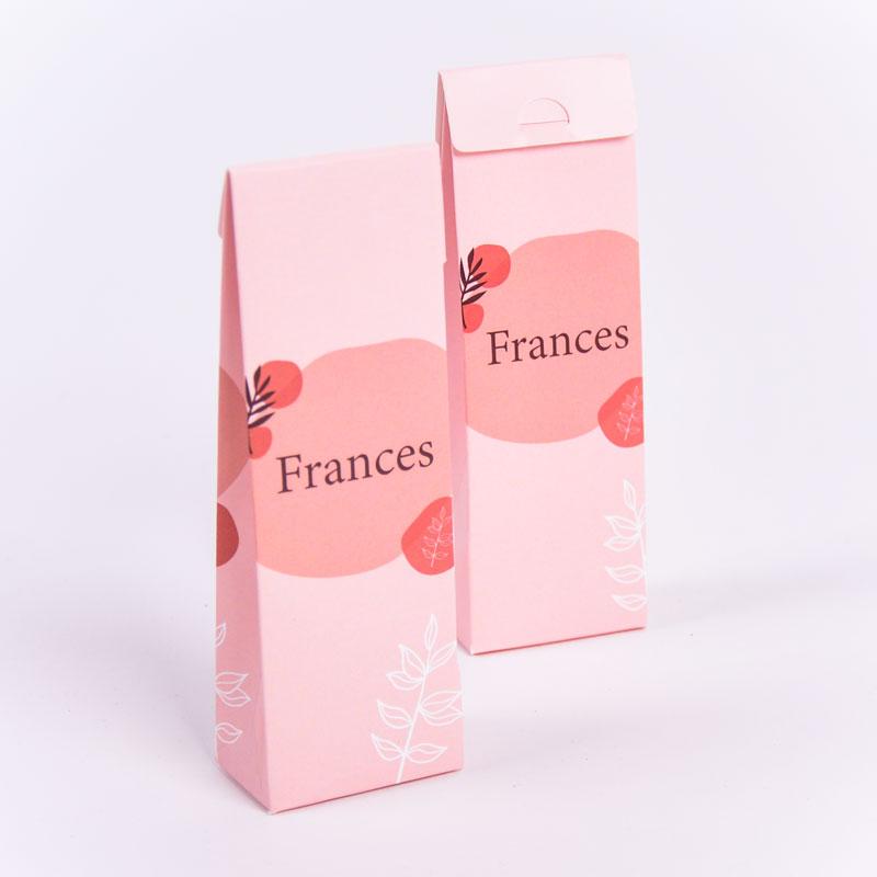 Hoog doopsuikerdoosje Frances
