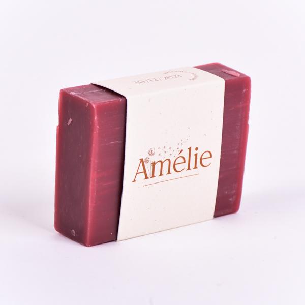 Zeepje met wikkel Amélie