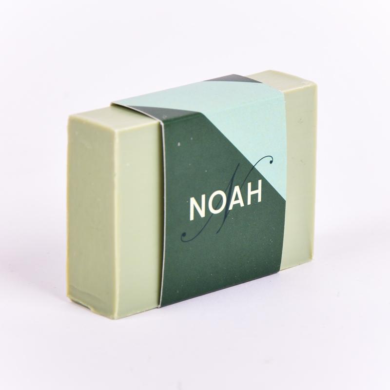 Zeepje met wikkel Noah