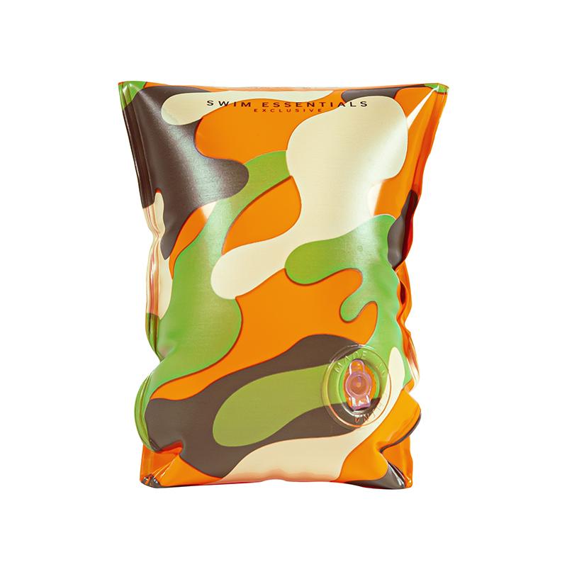 Swim essentials zwembandjes camouflage 2-6 jaar