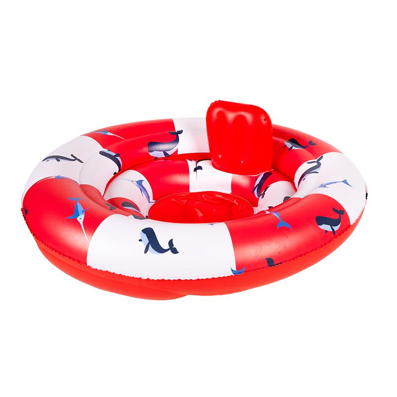 Swim Essentials bouée baleines 0-12 mois