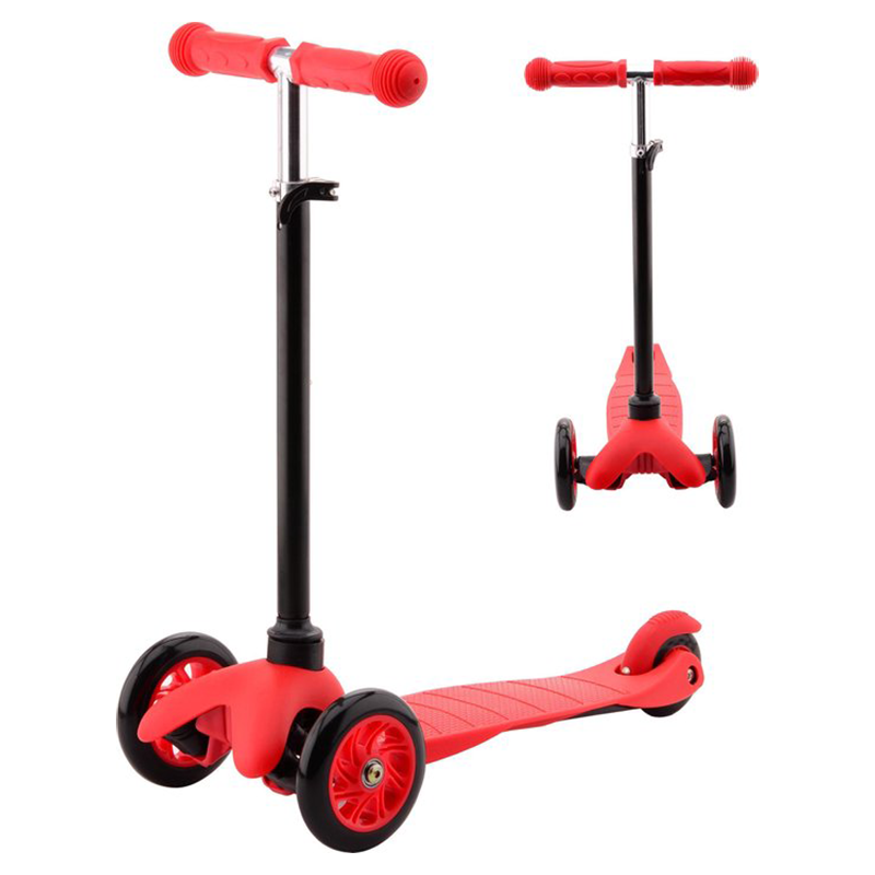 Tri Scooter Rood