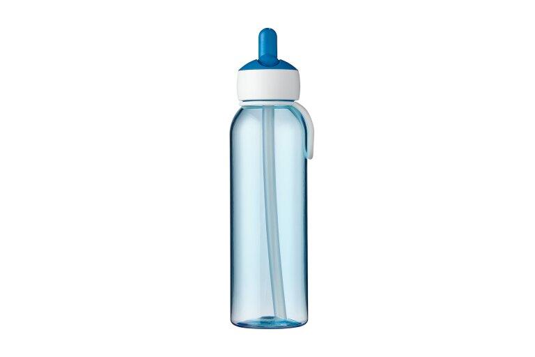 Mepal Waterfles flip-up Campus 500 ml - blauw