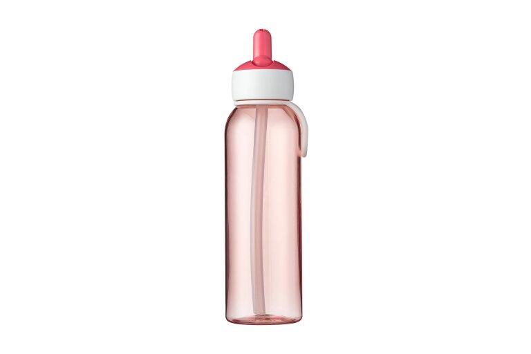 Mepal Waterfles flip-up Campus 500 ml - Pink