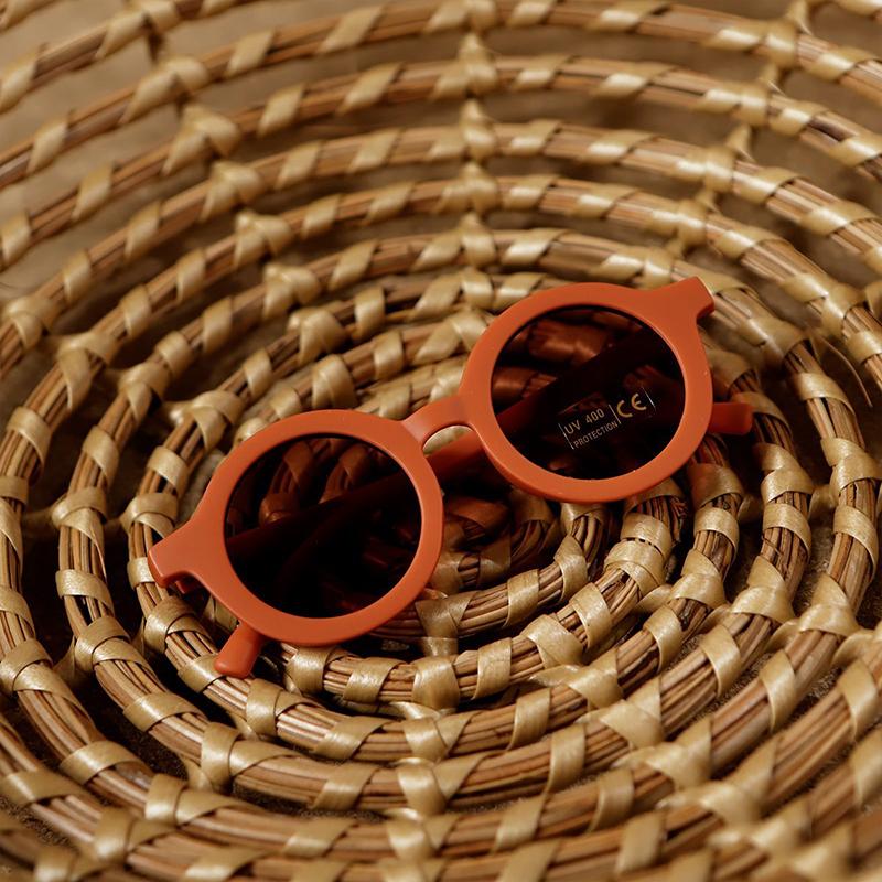 La Romi Pilotenzonnebril voor kinderen/peuters Clay