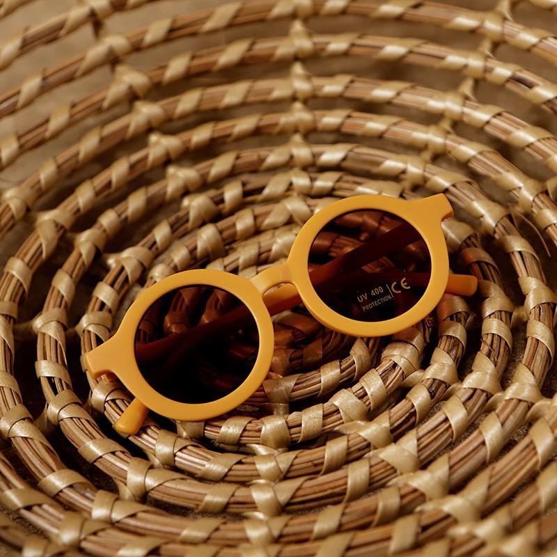La Romi Pilotenzonnebril voor kinderen/peuters Sunset