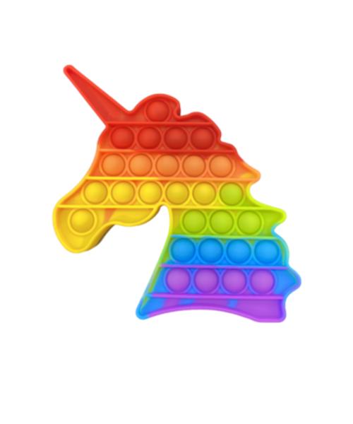 Pop it Bubble - Eenhoorn regenboog