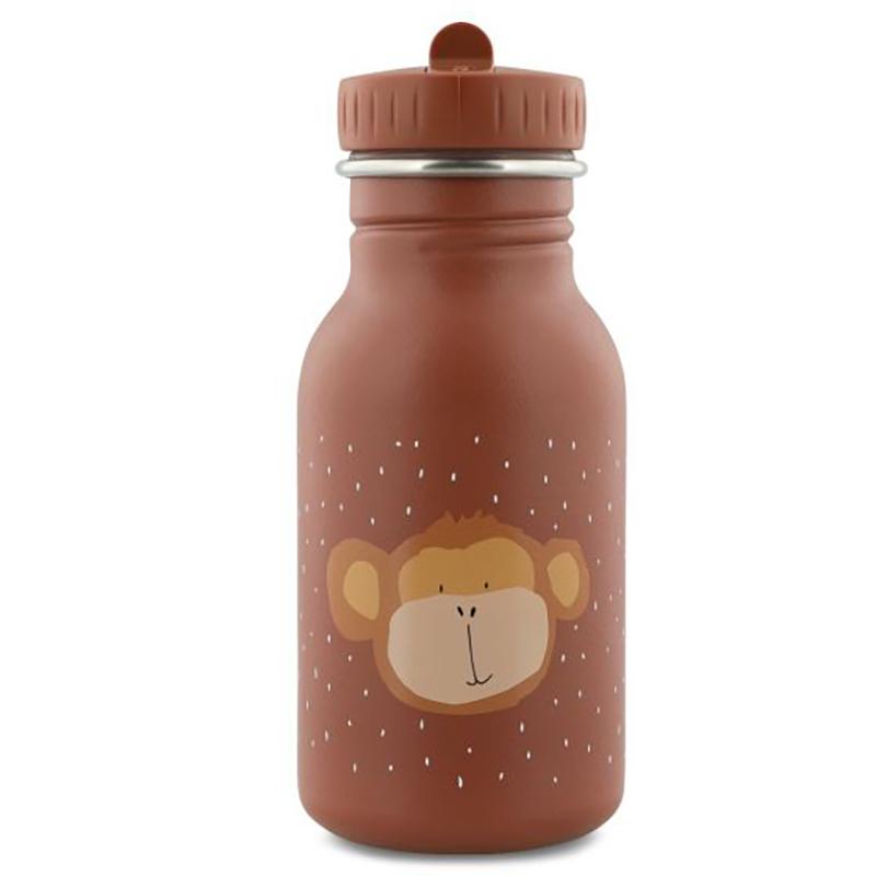 Trixie drinkfles Aap 350ml - Mr Monkey
