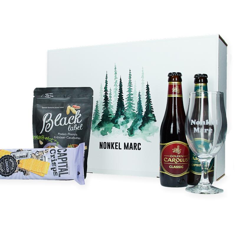 Vaderdag Cadeaupakket Bierliefhebber - Gouden Carolus