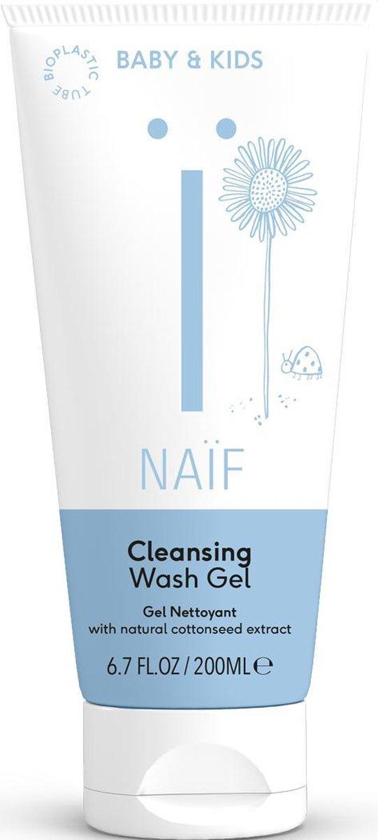 Naïf Wash Gel 200ml
