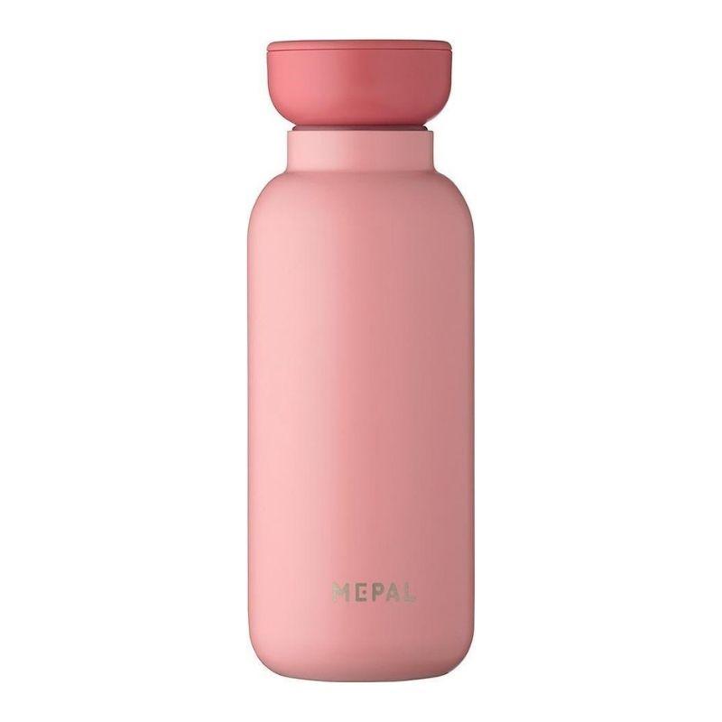Mepal Isoleerfles Ellipse 350 ml - Nordic pink