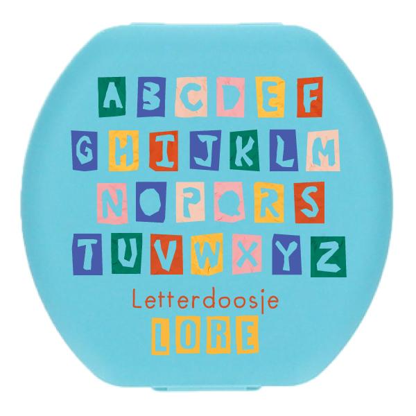 Boîte aux lettres avec nom - Blocks