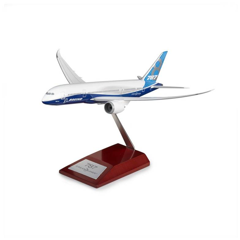Boeing 787-800 Scale Model plastic 1-200