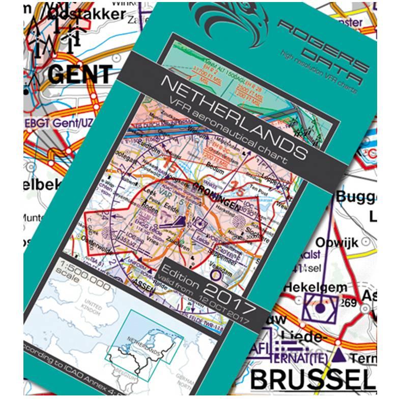 vfr-luftfahrtkarte-niederlande-1-500-000-icao-2017-rogers-data