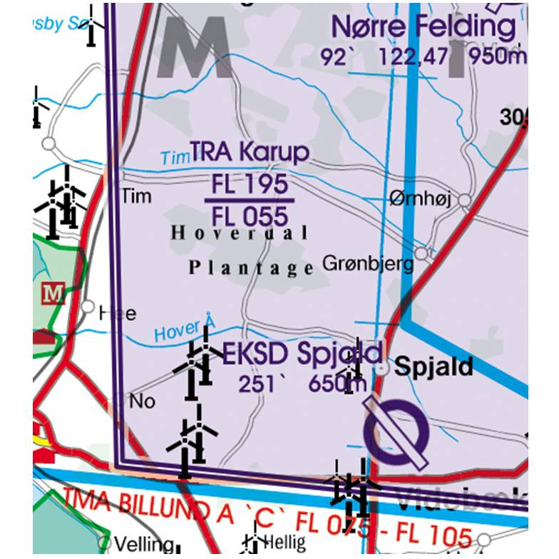 Dänemark-Rogers-Data-500k-TRA-temporäre-zivile-Luftraumreservierung-temporary-reserved-airspace-RGB