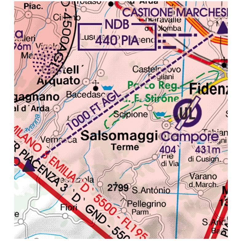 Italy-North-Rogers-Data-500k-Anflugverfahren-Approach-Procedure-RGB