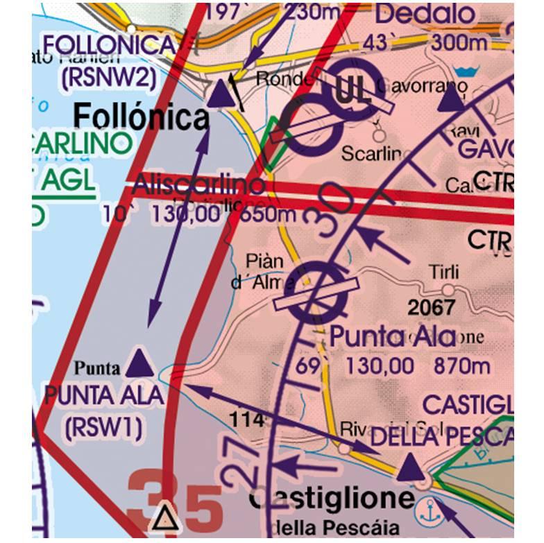 Italy-West-Rogers-Data-500k-Anflugverfahren-Approach-Procedure-RGB