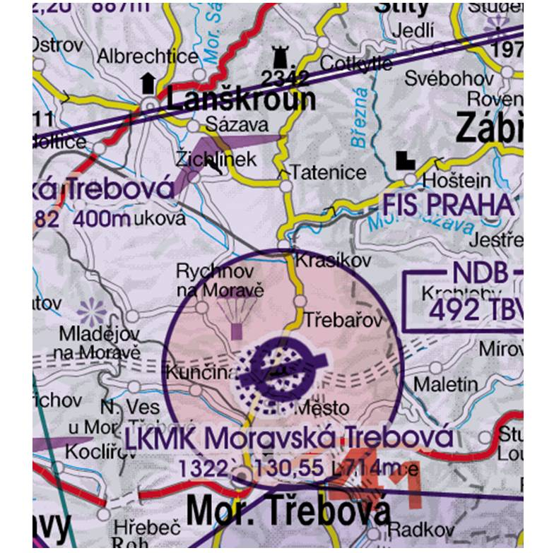 Czech-Republic-Rogers-Data-500k-Luftsportgebiet-Aerial-Sporting-and-Recreational-Activities-RGB