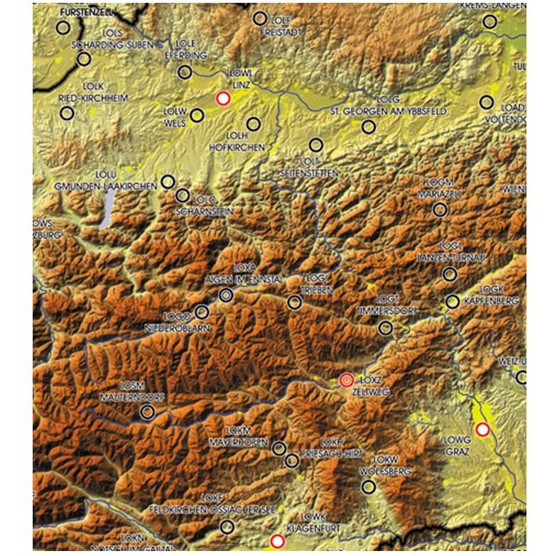 europaeische-flugplaetze-panoramakarte-vfr-ifr-zivil-militär-flugplaetze