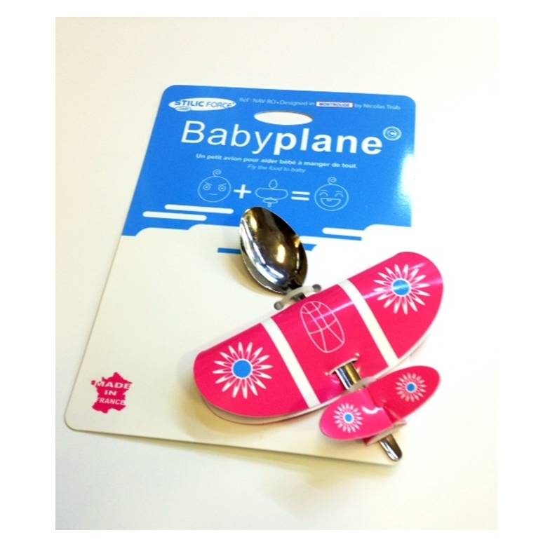 Stilic Force - BabyPlane pink