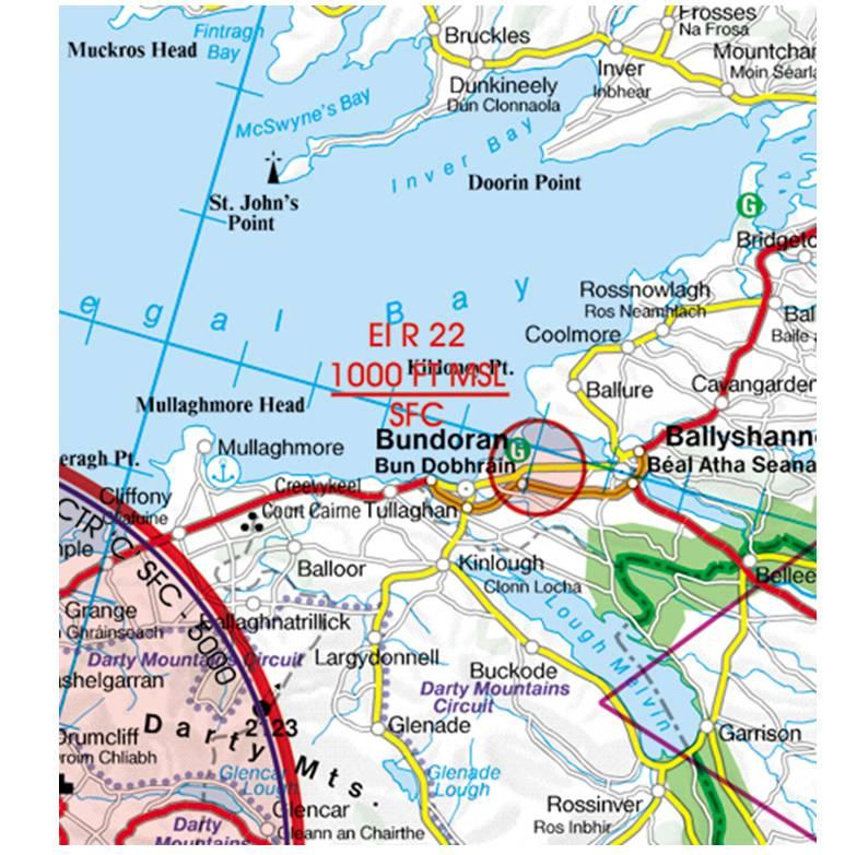 ireland-rogers-data-500k-EI-R-flugbeschränkungsgebiet-sichtflugkarte