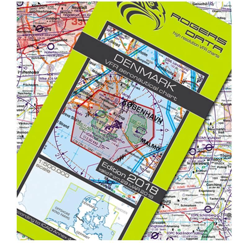 Denmark rogers data vfr aeronautical chart 500k 2018 flyinsite denmark rogers data vfr aeronautical chart 500k 2018 sciox Images
