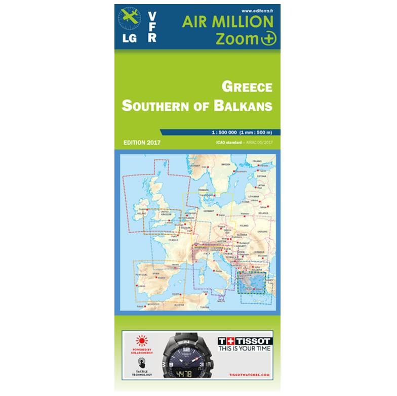 Air Million Greece South 2018