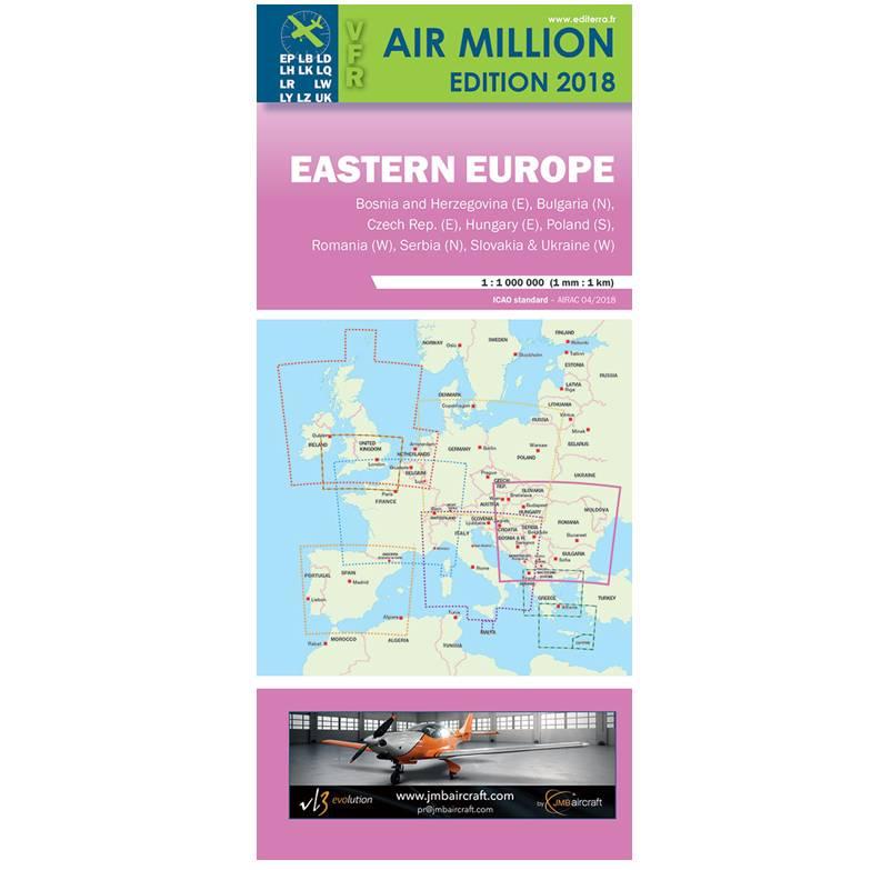 Air Million Eastern Europe 2018