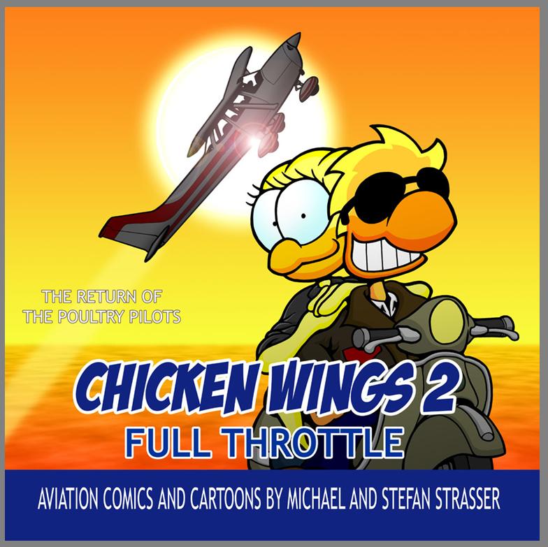 Chicken Wings vol 2 - Full throttle