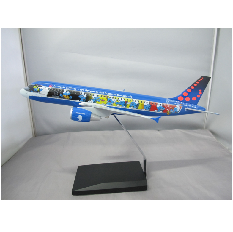 Aerosmurf - Scale Model 1-100