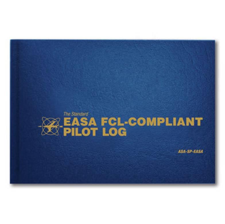 ASA EASA FCL-Compliant Pilot Log