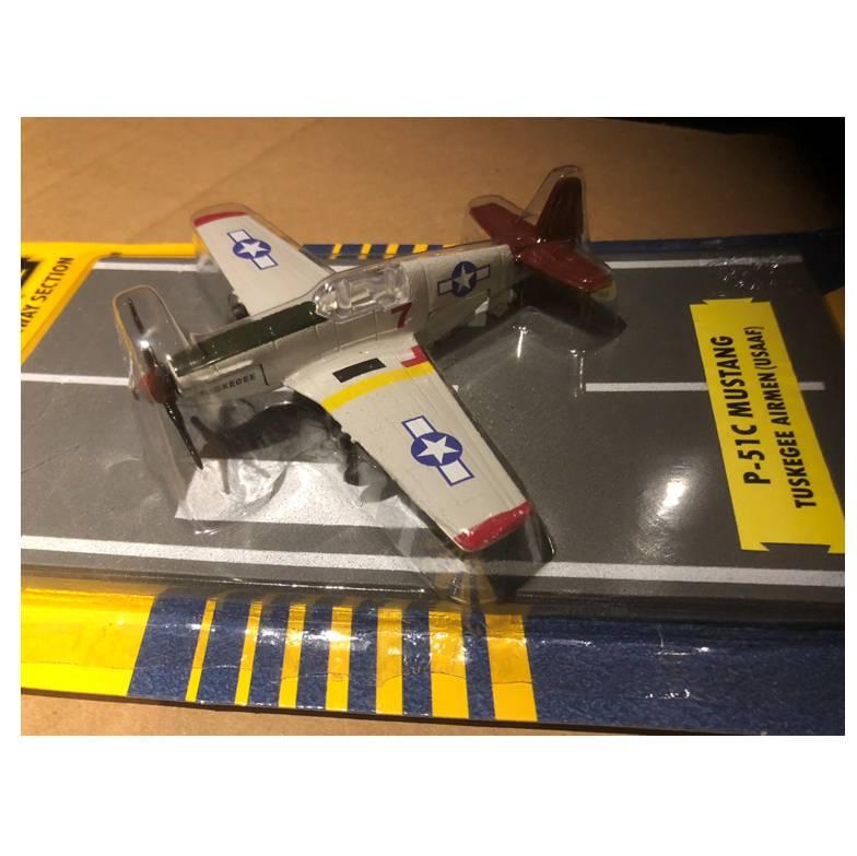 Runway 24 - P51 Tuskegee Airmen 2