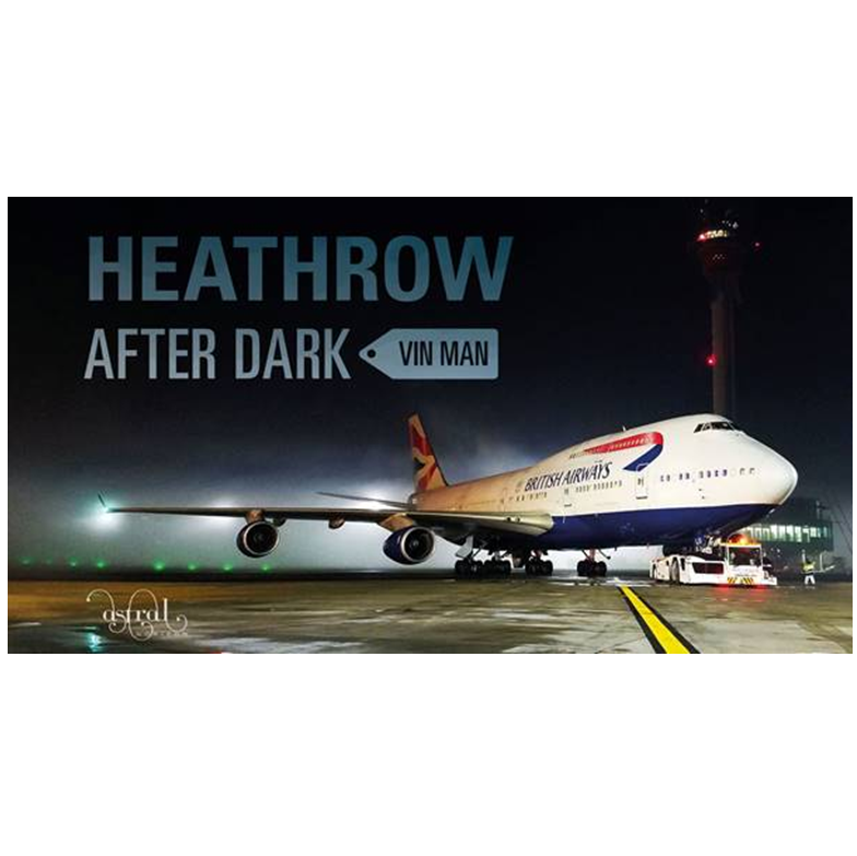 Heathrow After Dark cover