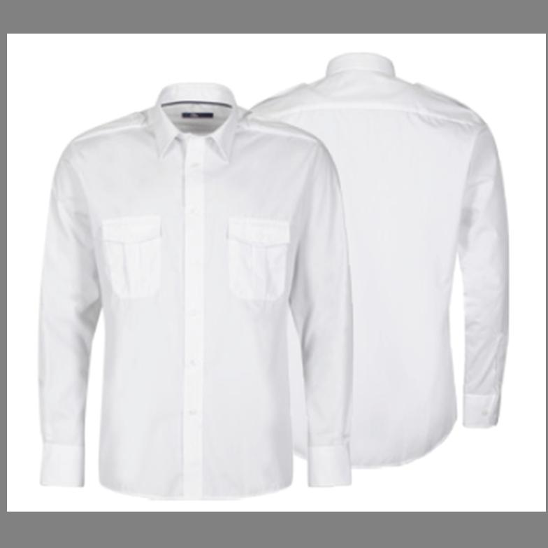 Olino - Oslo long-sleeve Pilot Shirts