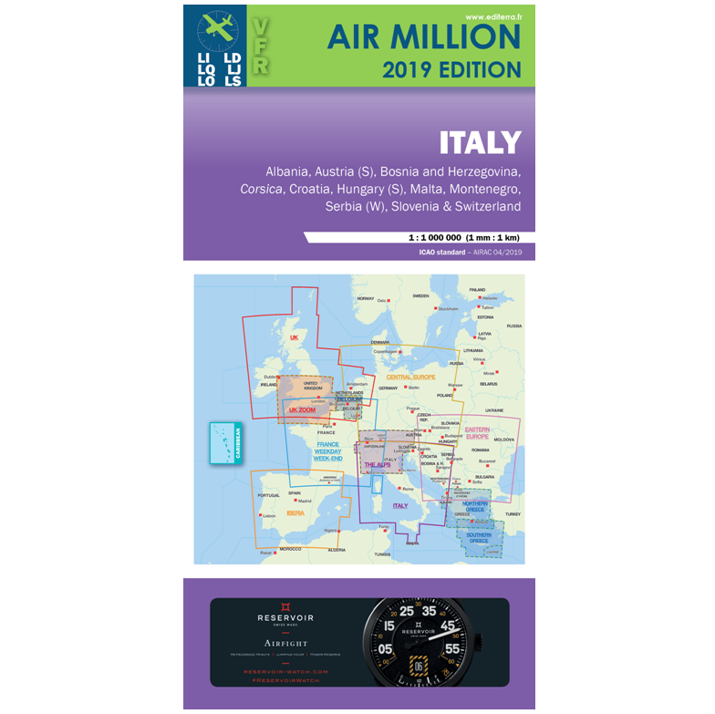 Air Million Italy - 2019
