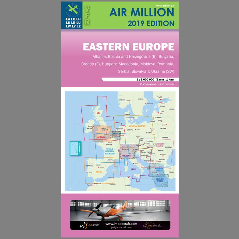 Air Million Eastern Europe - 2019