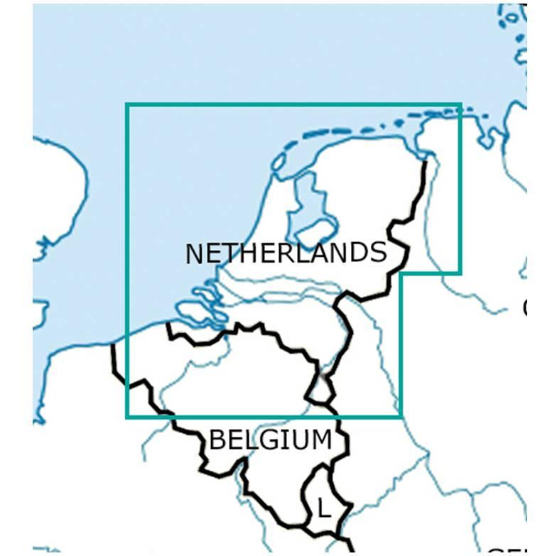 Niederlande-VFR-Luftfahrtkarte-–-ICAO-Karte-500k-2019