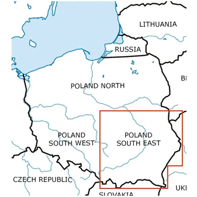 Poland-South-East-VFR-aeronautical-chart-ICAO-chart-500k-2019 (1)