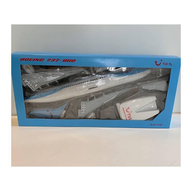 TUI fly Boeing 737-800 D-ABKA snapfit 1-100 2