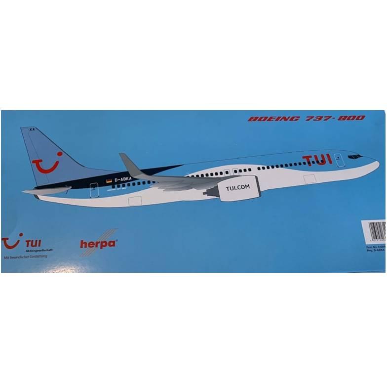 TUI fly Boeing 737-800 D-ABKA snapfit 1-100