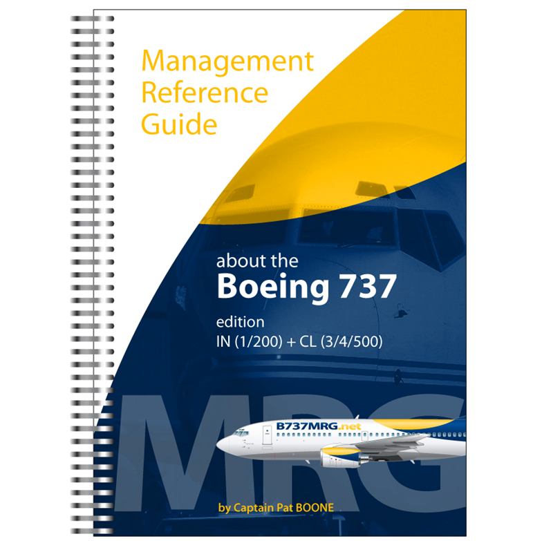 B737MRG Edition IN+CL color