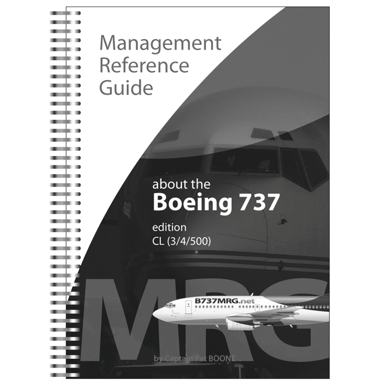 B737MRG Edition CL black-white