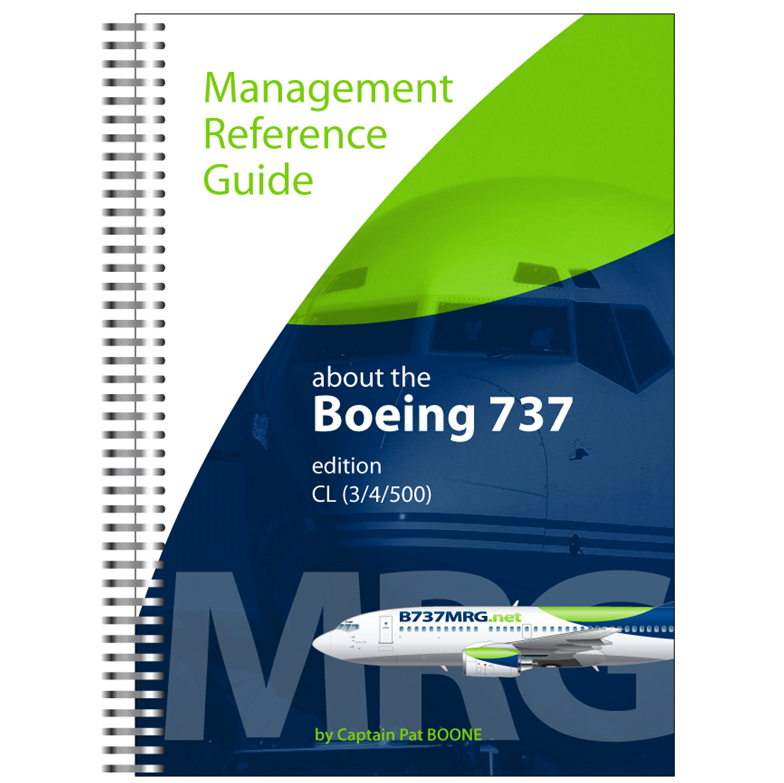 B737MRG Edition CL color