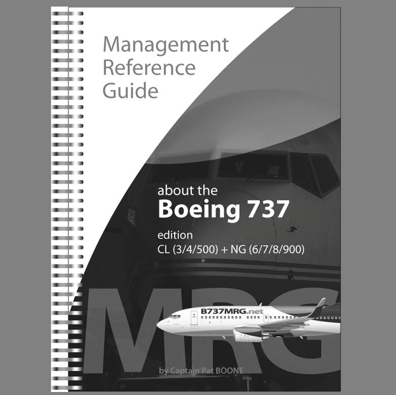 B737MRG Edition CL+NG black-white